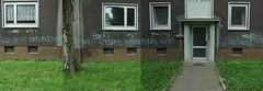 Ihr seht den Buchenwald in Euren Stammbumen nicht mehr! (mkorsakov) Tags: wall word graffiti buchenwald wand tagging dortmund nordstadt parole antifa nordmarkt