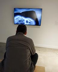 Return to Sender by Cody Wittikind (Amy M. Youngs) Tags: columbus art video bfa videoart mediaart artandtech urbanartsspace