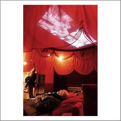 Torino Museo del cinema (pseudonimo51 / roberto russo) Tags: cinema torino uomo rosso letto visioni proiezioni separe sdraiati comodavisione ilcinemadalbassoinalto