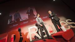 Talks TEDxRennes 2016 Sébastien Chambres Jérôme Bonaldi