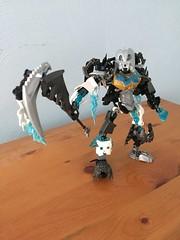 No mercy... (Ekimu_Toa_of_Creation) Tags: lego bionicle