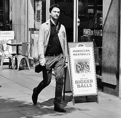 One Can Dream ! (jaykay72) Tags: street uk blackandwhite bw london candid streetphotography cheapside londonist stphotographia