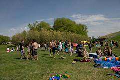 teddybearpicnicday-30 (claire.pontague) Tags: bear park party kite sunshine outdoors picnic teddy stage saskatoon dancefloor djs 2016