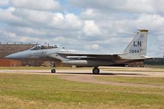 84-0044_F-15DEagle_USAirForce_LKH (Tony Osborne - Rotorfocus) Tags: force eagle air united states douglas usaf raf mcdonnell f15 2016 lakenheath f15d