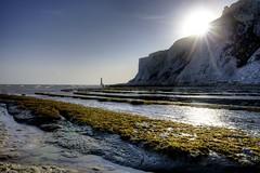 Leading me now (pauldunn52) Tags: lighthouse sussex chalk head cliffs beachy