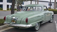 1951 Studebaker Champion Starlight Coupe (Pat Durkin OC) Tags: 1951studebaker champion starlight coupe green