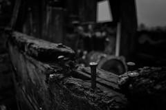 Burnt (payne1703) Tags: blackandwhite abandoned tones tonal blackandwhitephotography