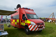 WX59 GWG (Emergency_Vehicles) Tags: rescue fire dorset vehicle service wiltshire incident command iveco wx59gwg