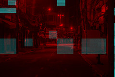 12 (Hwee Haha) Tags: street night empty vietnam glitch hcmc cruel