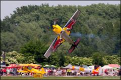 Extra 300SR (Martin onka) (Pavel Vanka) Tags: lkpd pardubice airshow czechrepublic aviationfair plane airplane spotting aircraft fly spot flying extra extra300 extra300sr martinsonka aerobatic stunt propeller