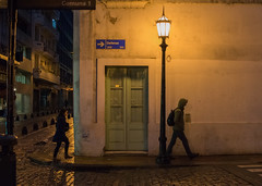Defensa y Alsina 3 (N!co27) Tags: buenosaires urbanstreet nightlight rain