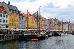 Saturday evening at Nyhavn (Siegfried Rabanser) Tags: freizeit dnemark landschaft dnk jahreszeit kbenhavnk regionhovedstaden reise sommer nyhavn