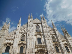 Duomo di Milano (SixthIllusion) Tags: milano milan architecture italy gothic cathedral