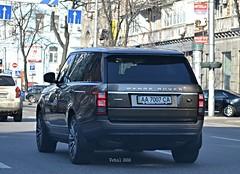 AA7007CA (Vetal_888) Tags: ukraine rangerover kyiv aa licenseplates україна київ номернізнаки aa7007ca