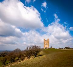 DSC_0033 (derekgordon1) Tags: sky tower castle sunshine clouds nikon broadway bluesky filter worcestershire framing westmidlands folly countrypark evesham polorizing sigma1020 nikkor1855 d3000 nikond3000