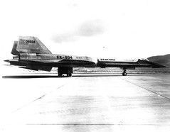 Lockheed YF-12 (San Diego Air & Space Museum Archives) Tags: aircraft lockheed yf12