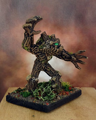 Ent-Treant-Treeman-Treekin-01 (Dead Bard Miniatures) Tags: miniature dragon reaper painted dragons dungeon gaming warhammer dd chainmail dungeons dnd pathfinder grenadier ralpartha
