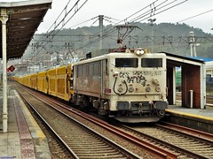 269 (firedmanager) Tags: train tren imperial locomotive japonesa mitsubishi locomotora renfe trena pasaia 269 laeks railtransport renfeoperadora semat portacoches renfemercancías