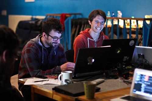 "WORKSHOP: Percepce lidského oka / Video jako zdroj světla na divadle • <a style=""font-size:0.8em;"" href=""http://www.flickr.com/photos/83986917@N04/17086201755/"" target=""_blank"">View on Flickr</a>"