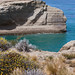 Southern Argentine Sea coastline - Monte León National Park, Patagonia, Argentina