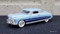 1951 Hudson Hornet Club Coupe (JCarnutz) Tags: hudson hornet 1951 diecast franklinmint 124scale d4clecc