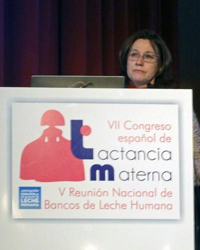 VII Congreso de Lactancia IHAN Madrid 2013