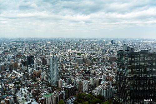 Tokyo Metropolitan View