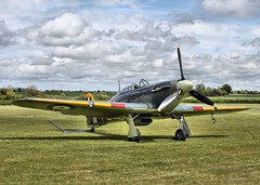 Hawker Sea Hurricane - Shuttleworth Airshow (PVJ Photography 2012) Tags: hurricane hawker