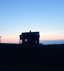 The Lonely Barn (superspidermon) Tags: barn kentucky nofilter 2015 northernkentucky