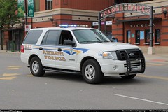 Akron Police Ford Expedition (Seluryar) Tags: ford expedition police akron
