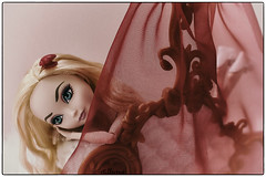 Apple-White-ever-after-high-017 (-stillleben-doll photography-) Tags: white art fairytale nude photography rebel photo high bed doll foto photoshoot royal appel after ever photoart puppe