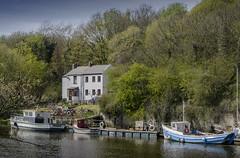 Old Barmston Ferry Landing, Sunderland (DM Allan) Tags: ferry river boats washington wear sunderland wearside barmston coxgreen