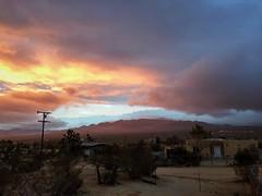 desert sunrise (b.new.man.) Tags: california morning sky west tree sunrise desert joshua going southern socal valley yucca