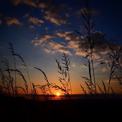Sunset (chrisrudloff733) Tags: sunset sky nature colorful sonnenuntergang himmel dreamscape