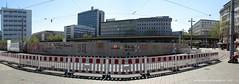 Baustelle Bahnhofsplatz 52 (Susanne Schweers) Tags: max baustelle architektur bremen architekt citygate hochhuser bahnhofsplatz dudler maxdudler bebauung