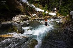 _XYZ4471 (Jason Hummel Photography) Tags: ski skiing fjord olympicnationalpark olympicpark rivercrossing olympicmountains skimountaineering duckabush theolympics skitraverse duckabushriver theolympicmountains timblack olympictraverse