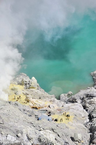 kawah ijen - java - indonesie 3