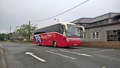 West Coast Motors. (Phill_129) Tags: west coast motors coach bus j100 wcm scotland volvo