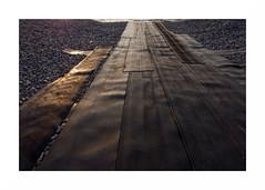 Oil slick (Stephane G .) Tags: beach sony oil normandie plage criel rx100