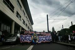 #Nantes: #manif26mai:  #LoiTravail 49-3 #EtatUrgence:  RAGE! BLOCAGE! (ValK.) Tags: nantes etaturgence loitravail manif26mai