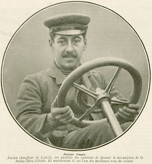 1906-05-25. La Vie au grand air. Cagno (foot-passenger) Tags: 1906 lavieaugrandair cagno bnf bibliothquenationaledefrance