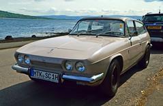 Reliant Scimitar GTE (Zak355) Tags: old vintage scotland scottish retro classiccars bute rothesay gte isleofbute reliantscimitar