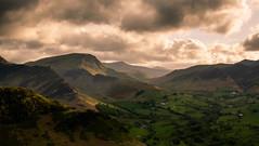 Newlands Valley - Lake District (mat0tam20) Tags: lake landscapes spring fuji district cumbria 16mm xt1 fuji16mm