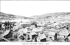 Idaho City (First named Bannock) - Idaho (WA State Library) Tags: westshore newspapers