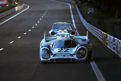 Porsche 917 победитель Ле-Мана 1971 года