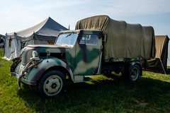 Phnomen Granit Wehrmacht lorry (The Adventurous Eye) Tags: show air lorry wehrmacht 2016 granit phnomen pou aviatick