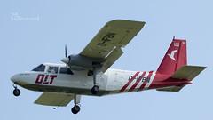 D-IFBN OLT Britten-Norman BN-2 Islander (thule100) Tags: difbn olt brittennormanbn2islander eddh ham hamburg frankkrause