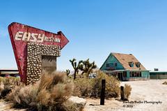 Movie Location #2 (RedHatGal: Barbara Butler/FireCreek Photography) Tags: ranch desert outdoor spooky filming av movielocations losangelescounty oldmotel moviecrew redhatgal barbarabutlerphotography