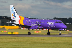 G-LGNI.EDI200616 (MarkP51) Tags: glgni saab 340b flybe loganair edinburgh airport edi egph scotland aviation aircraft airplane plane image markp51 nikon d7200