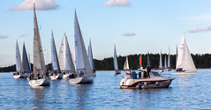 Lht! (Antti Tassberg) Tags: sea sport espoo sailing yacht offshore regatta meri sailingboat purjevene purjehdus alandia suursaarirace